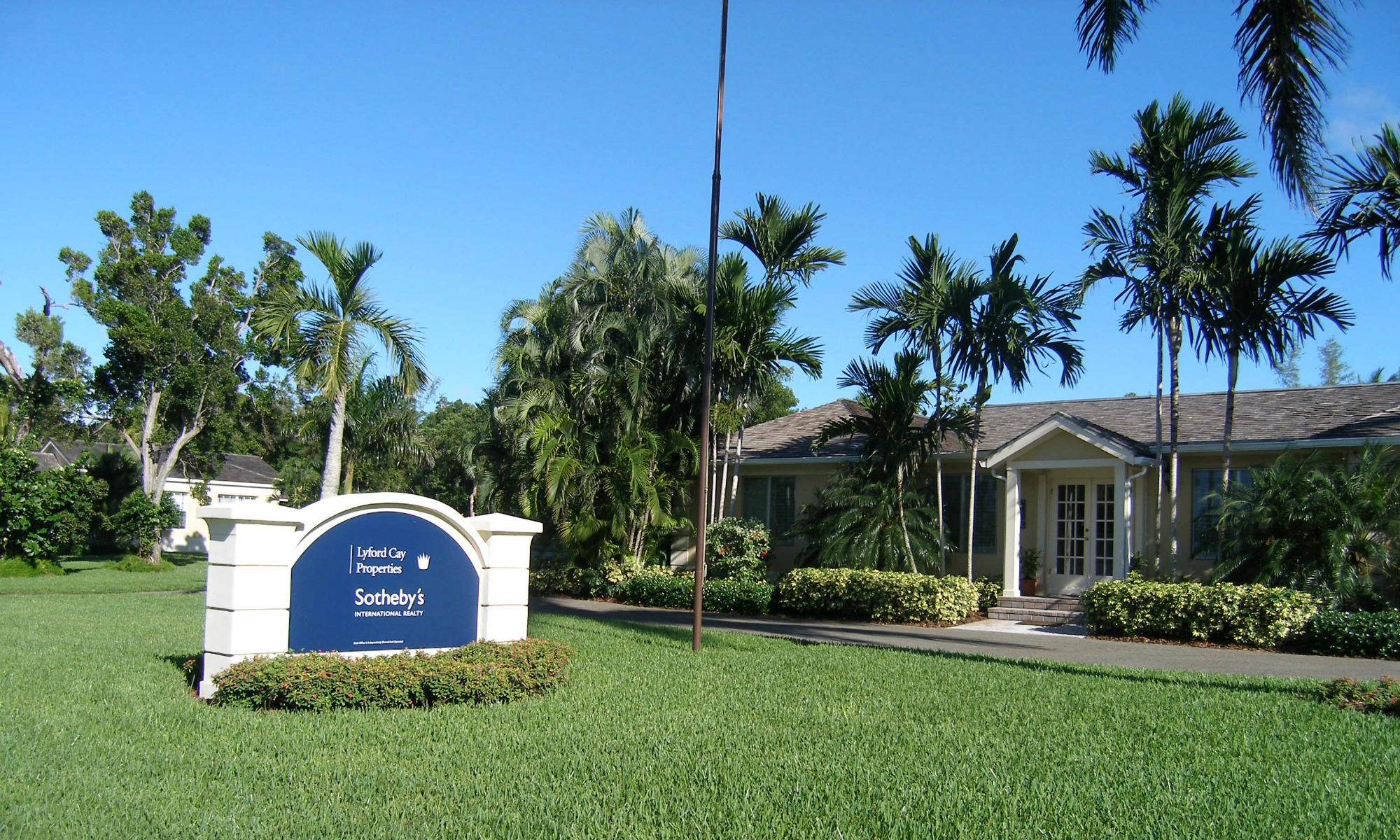 Lyford Cay Sotheby's International Realty