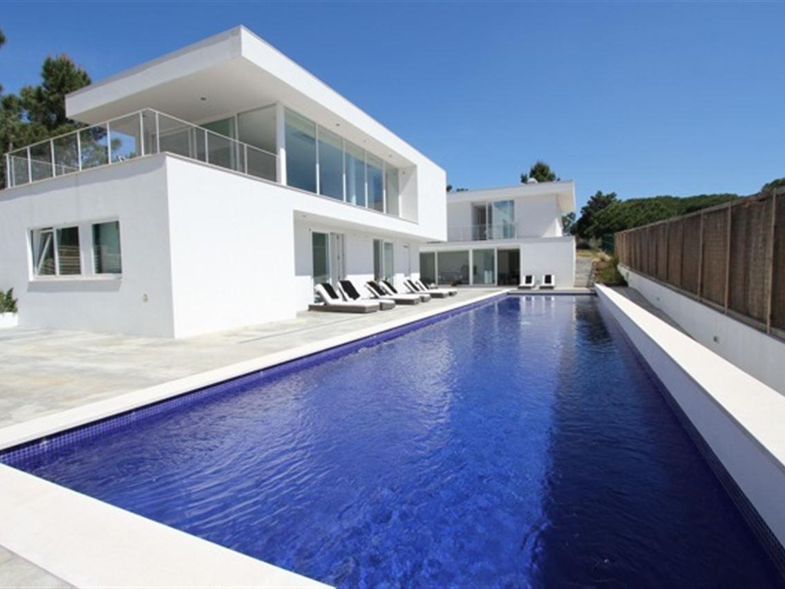 Single Family Home for Sale at House, 6 bedrooms, for Sale Meco, Sesimbra, Setubal Portugal