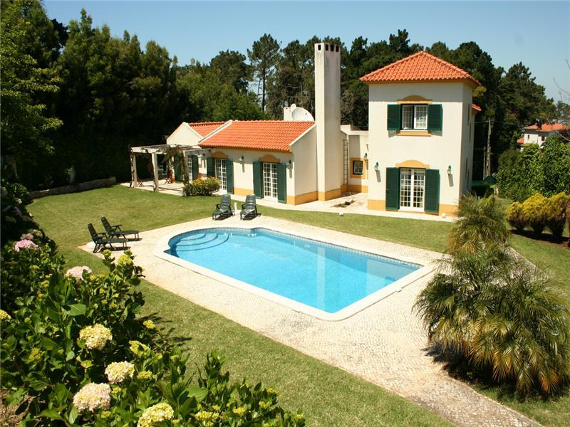 Single Family Home for Sale at House, 4 bedrooms, for Sale Sintra, Lisboa, Portugal