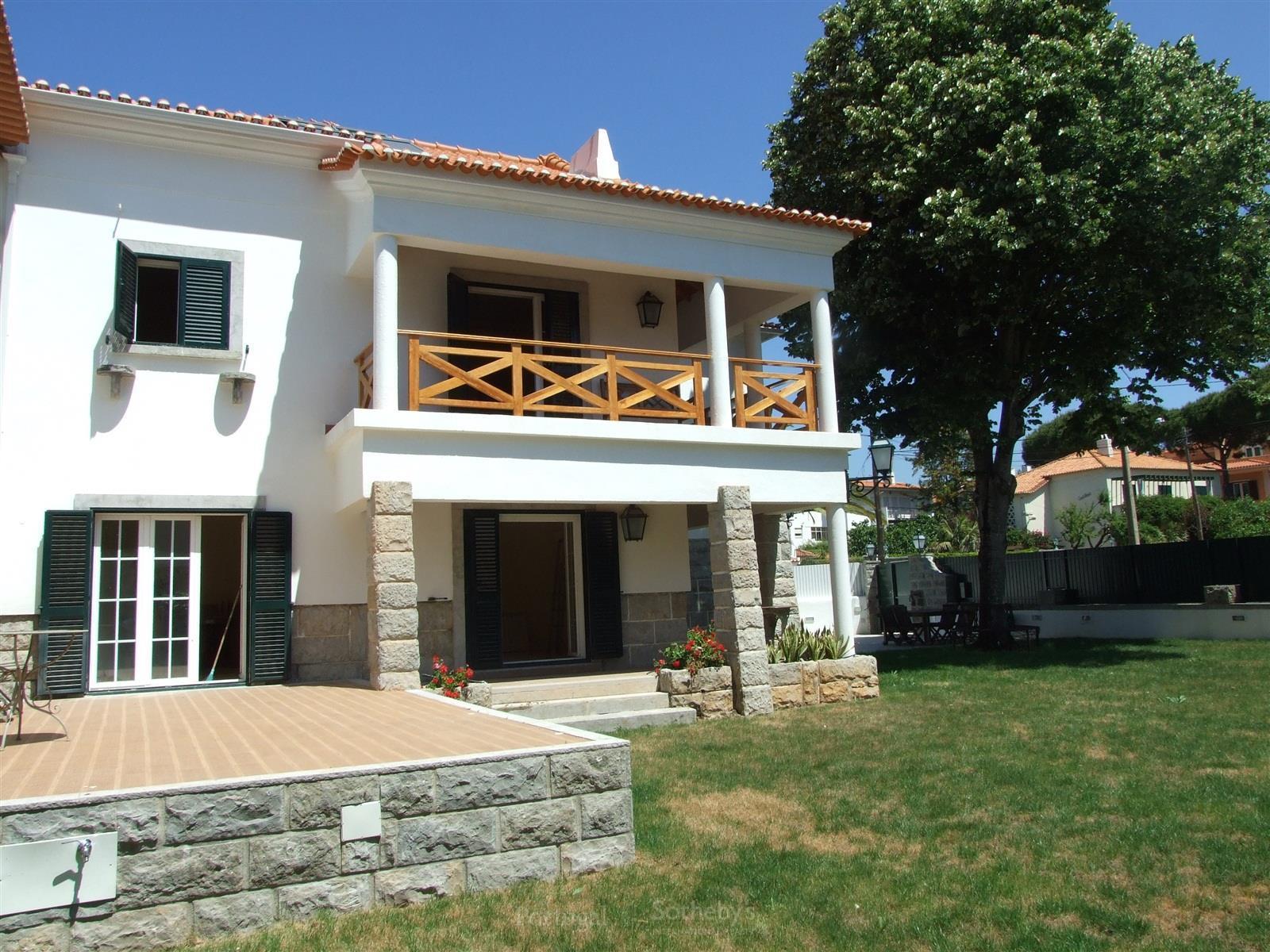獨棟家庭住宅 為 出售 在 House, 6 bedrooms, for Sale Cascais, 葡京 葡萄牙