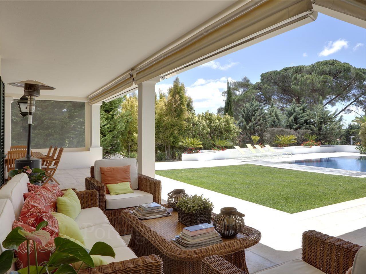 Villa per Vendita alle ore House, 4 bedrooms, for Sale Quinta Patino, Cascais, Lisbona Portogallo