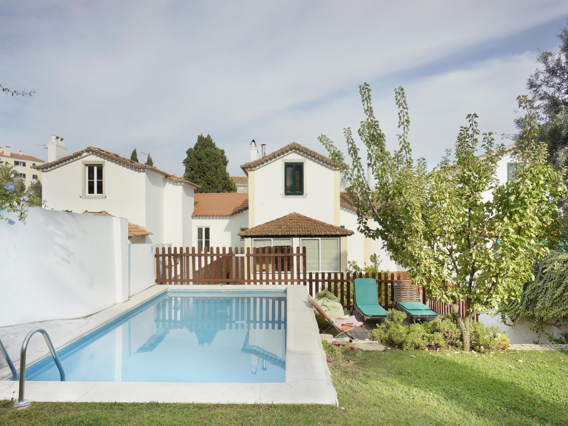 단독 가정 주택 용 매매 에 House, 4 bedrooms, for Sale Monte Estoril, Cascais, 리스보아 포르투갈