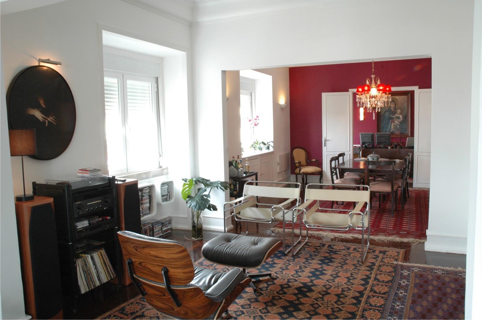 아파트 용 매매 에 Flat, 3 bedrooms, for Sale Lisboa, 리스보아, 1900-181 포르투갈