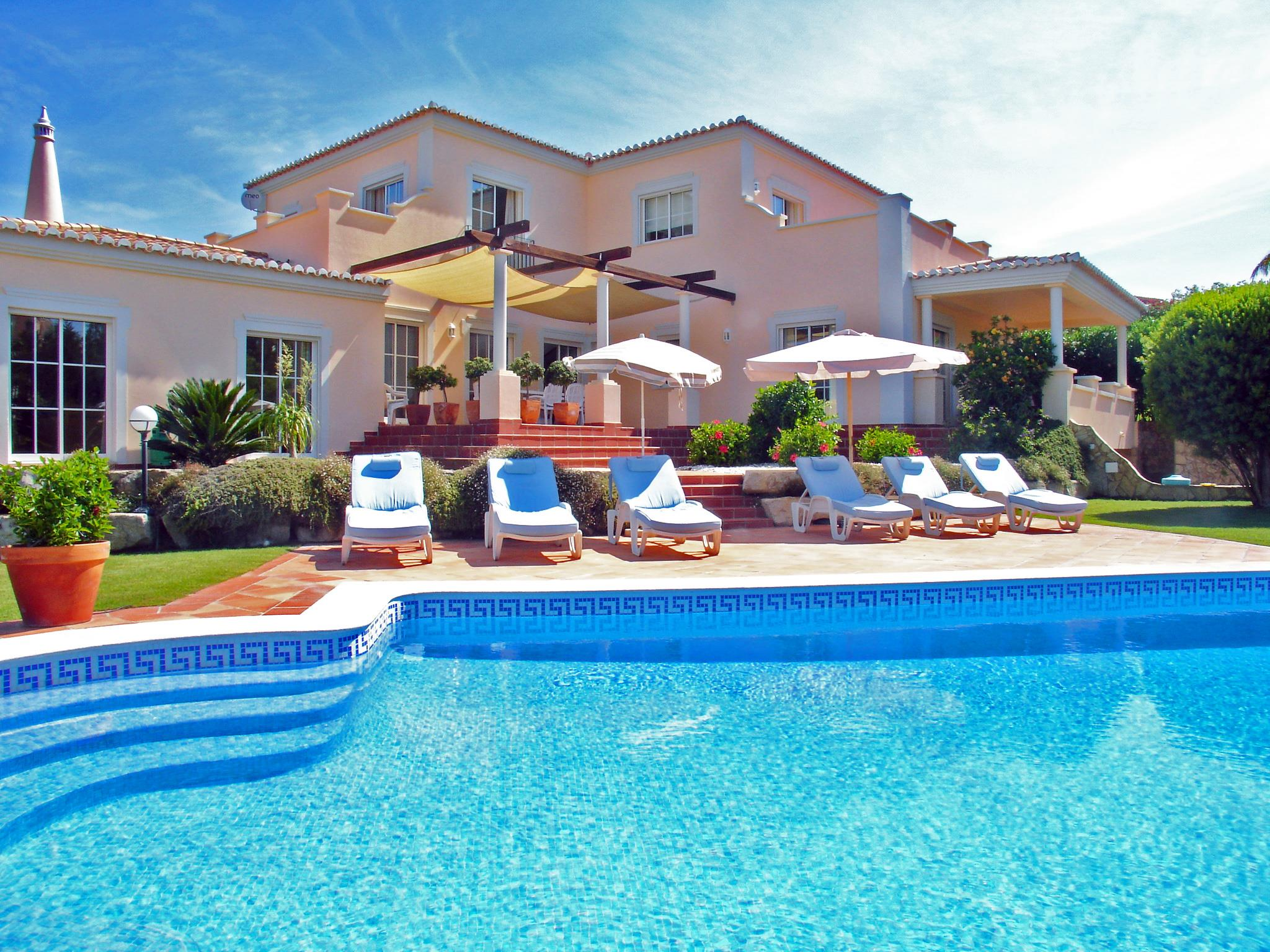 Single Family Home for Sale at House, 4 bedrooms, for Sale Loule, Algarve, - Portugal