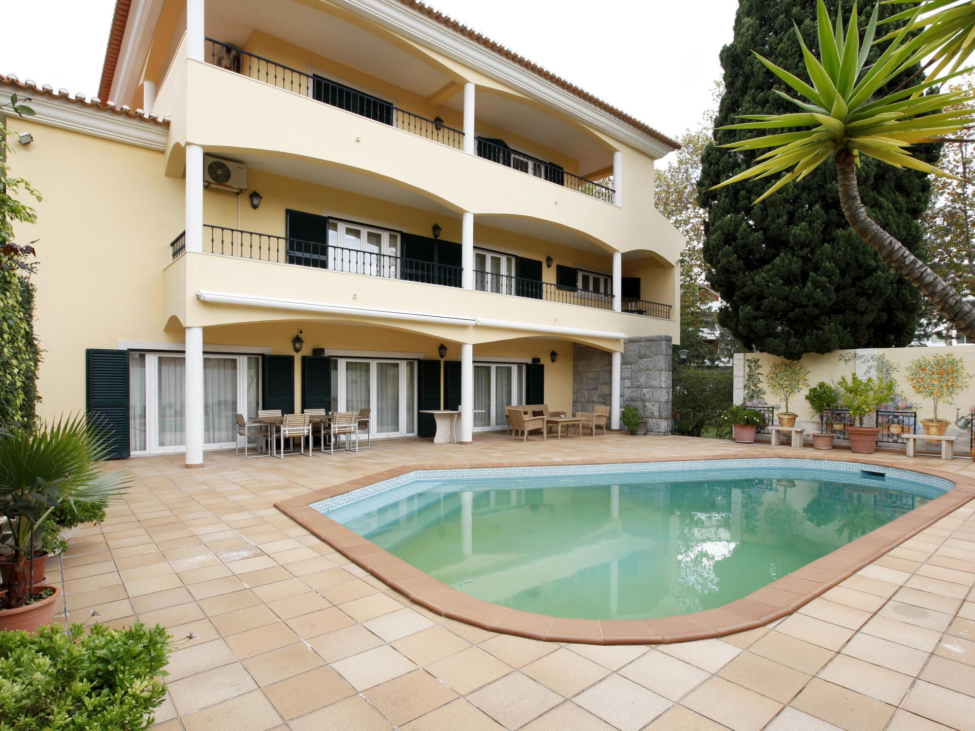 Single Family Home for Sale at House, 7 bedrooms, for Sale Cascais, Lisboa Portugal