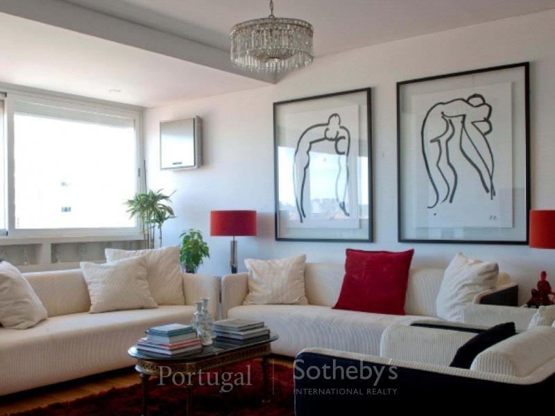 아파트 용 매매 에 Flat, 3 bedrooms, for Sale Alvalade, Lisboa, 리스보아 포르투갈