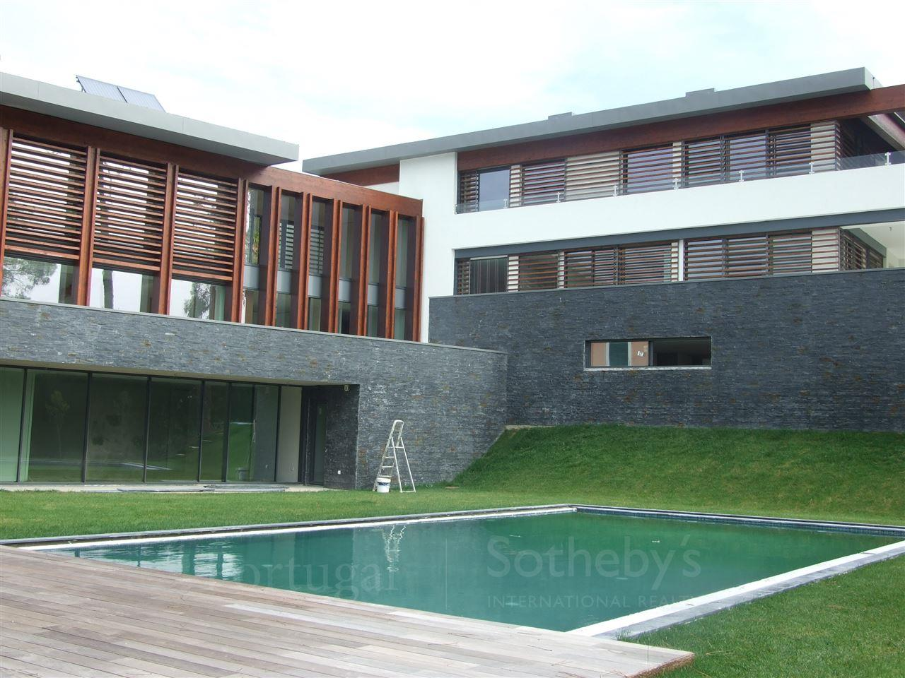 Single Family Home for Sale at House, 7 bedrooms, for Sale Cascais, Lisboa, Portugal