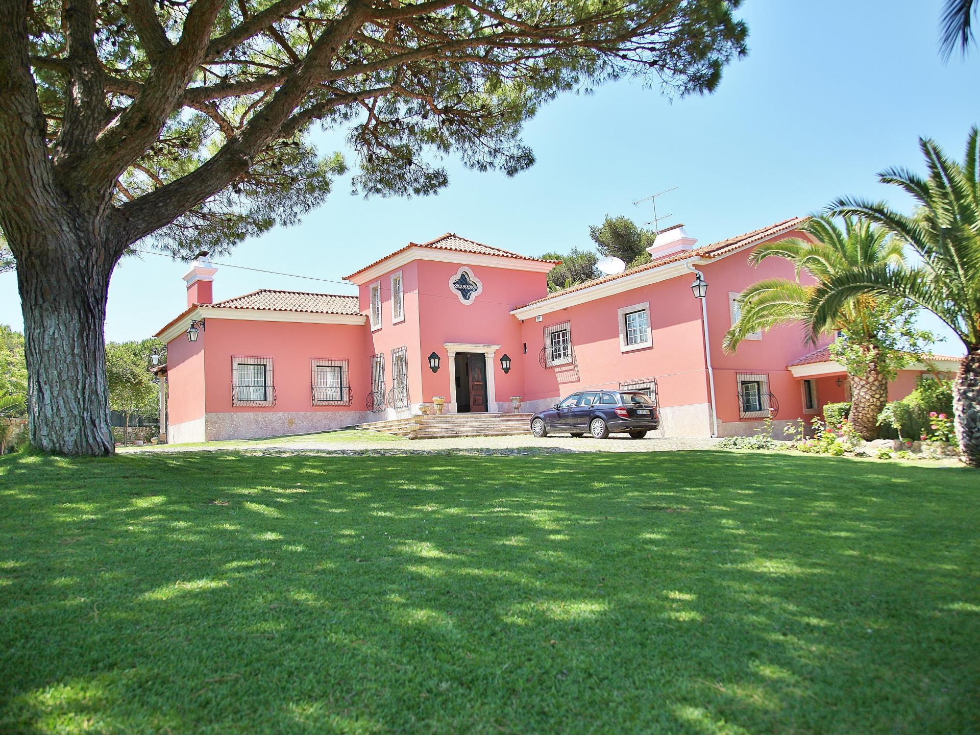 Single Family Home for Sale at House, 6 bedrooms, for Sale Cascais, Lisboa Portugal