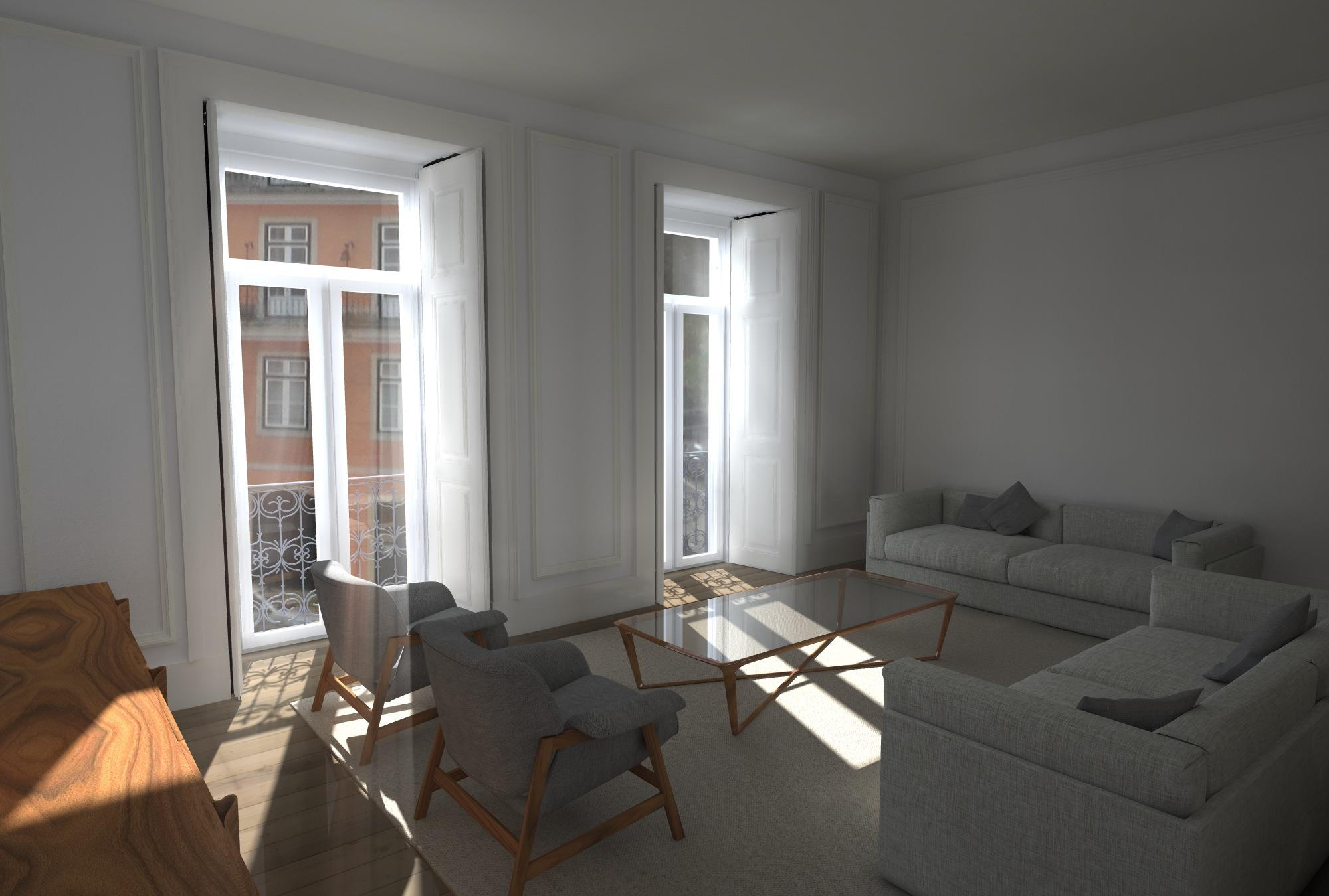 Apartment for Sale at Flat, 2 bedrooms, for Sale Lisboa, Lisboa, 1200-425 Portugal