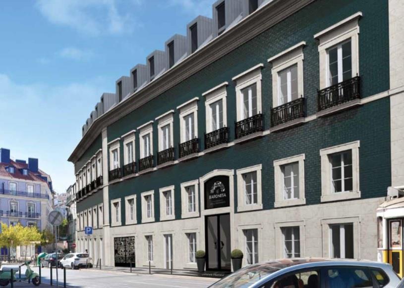 Căn hộ vì Bán tại Flat, 3 bedrooms, for Sale Lisboa, Lisboa, Bồ Đào Nha