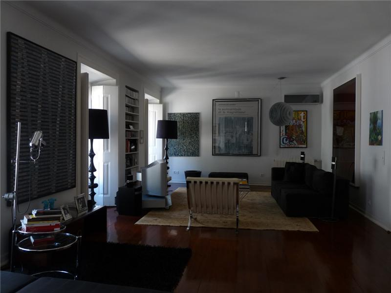아파트 용 매매 에 Flat, 3 bedrooms, for Sale Sao Bento, Lisboa, 리스보아 포르투갈