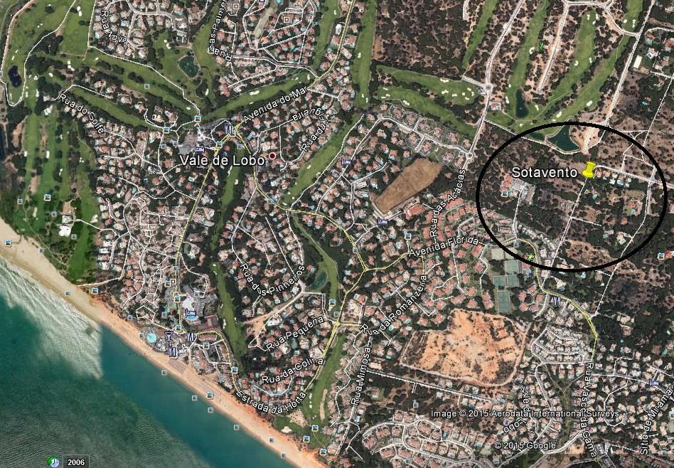 Terrain pour l Vente à Stand for Sale Loule, Algarve, 8100- Portugal