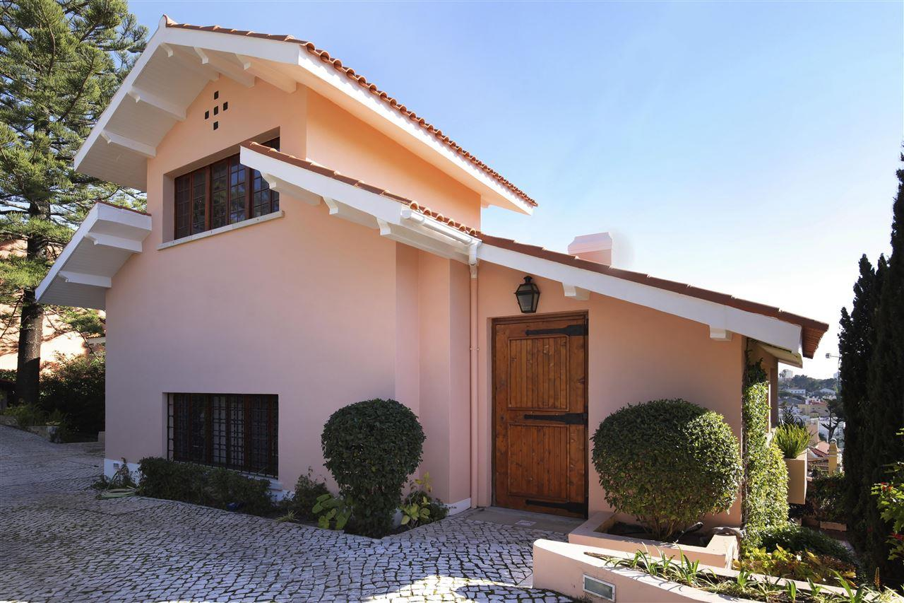 Single Family Home for Sale at Detached house, 4 bedrooms, for Sale Cascais, Lisboa - Portugal