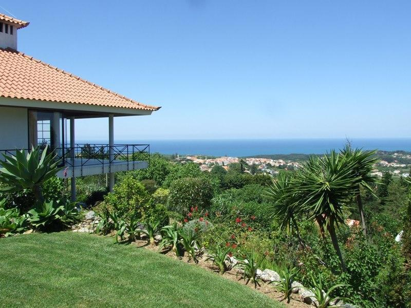 Villa per Vendita alle ore House, 5 bedrooms, for Sale Sintra, Sintra, Lisbona Portogallo