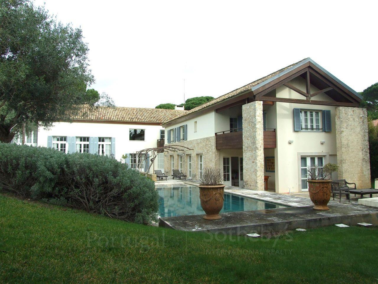 独户住宅 为 销售 在 House, 5 bedrooms, for Sale Quinta Patino, Cascais, 葡京 葡萄牙