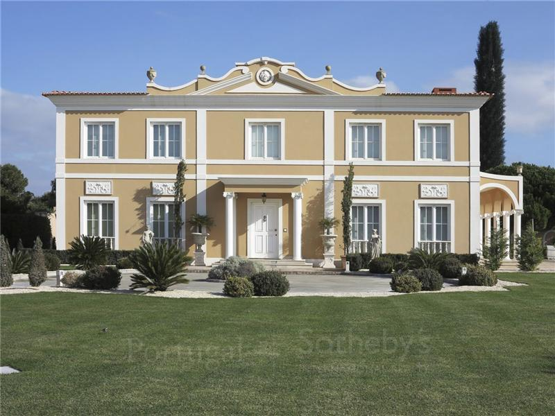 Villa per Vendita alle ore House, 4 bedrooms, for Sale Cascais, Lisbona, 2750-004 Portogallo
