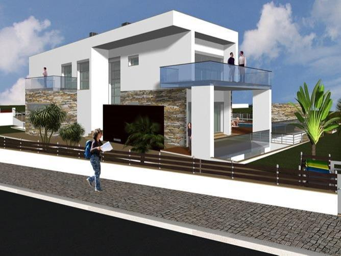 Casa Unifamiliar por un Venta en House, 3 bedrooms, for Sale Beloura, Sintra, Lisboa Portugal