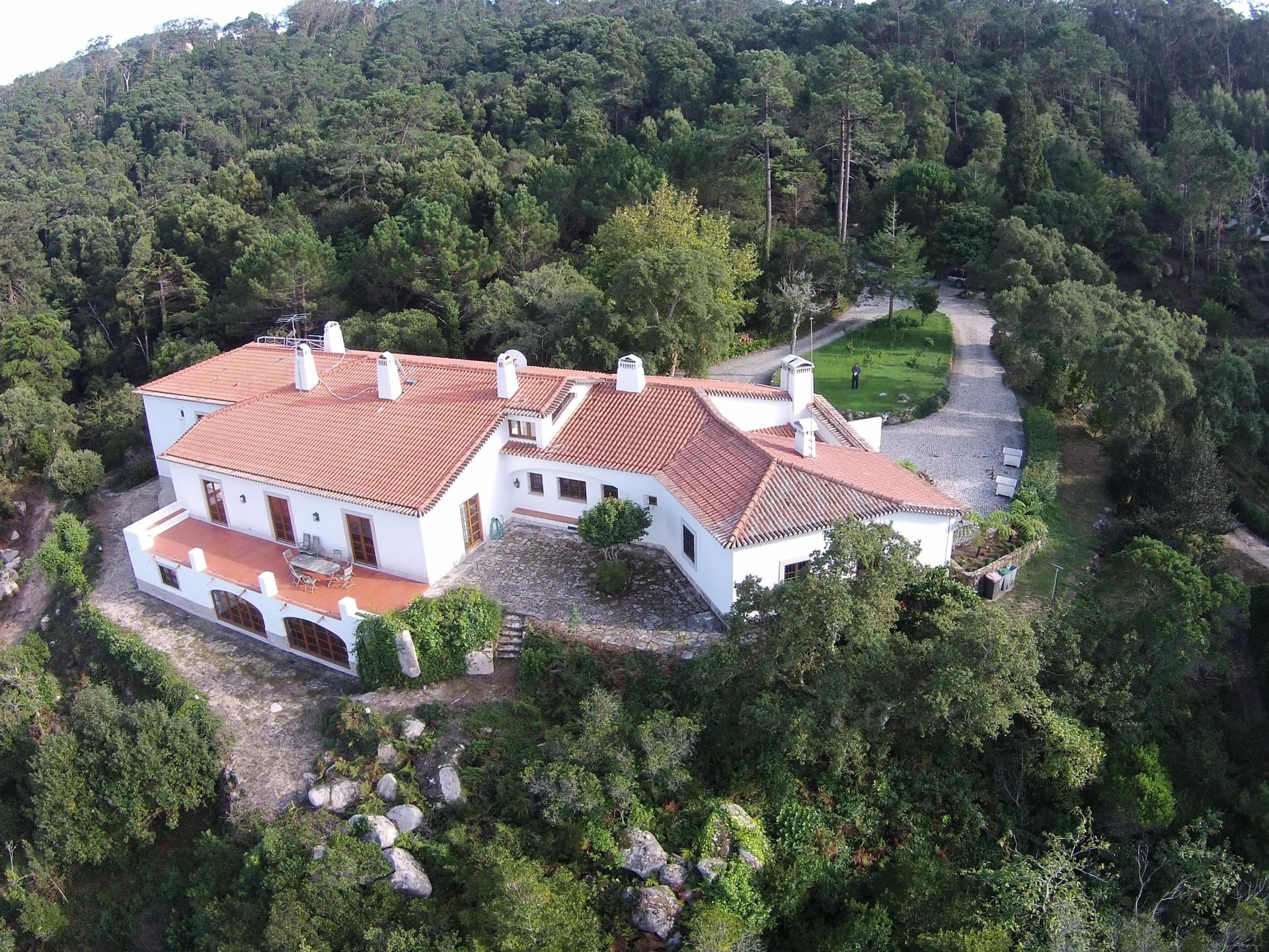 Fattoria / ranch / campagna per Vendita alle ore Farm, 7 bedrooms, for Sale Sintra, Sintra, Lisbona Portogallo