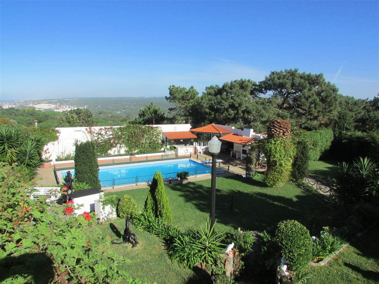 Single Family Home for Sale at House, 7 bedrooms, for Sale Colares, Sintra, Lisboa Portugal