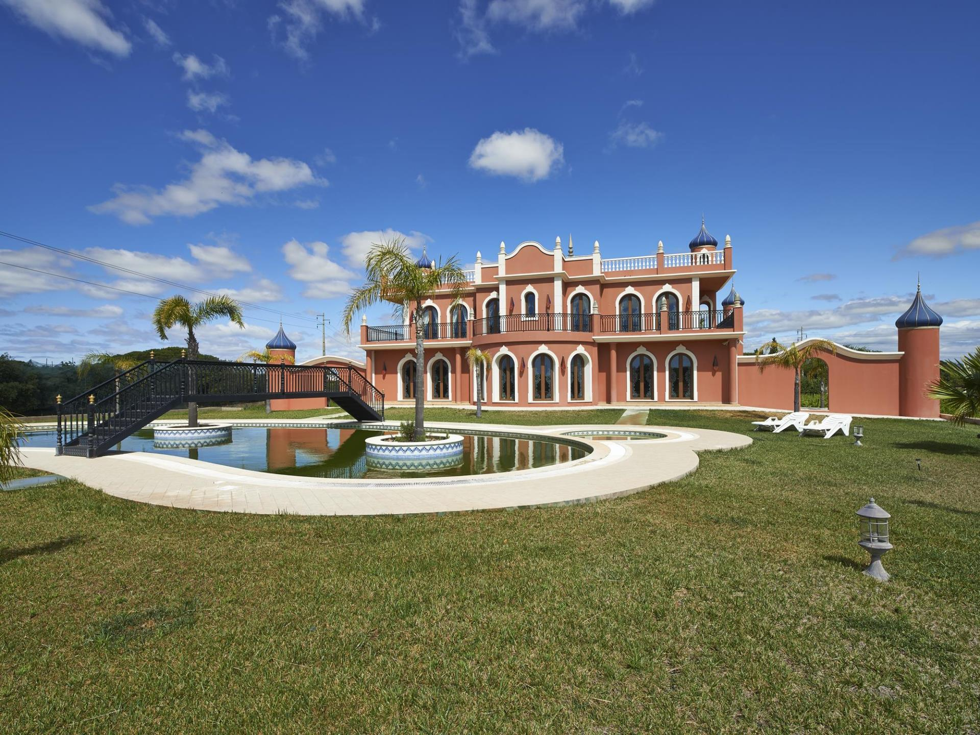 Farm / Ranch / Plantation for Sale at Country Estate, 7 bedrooms, for Sale Loule, Algarve Portugal