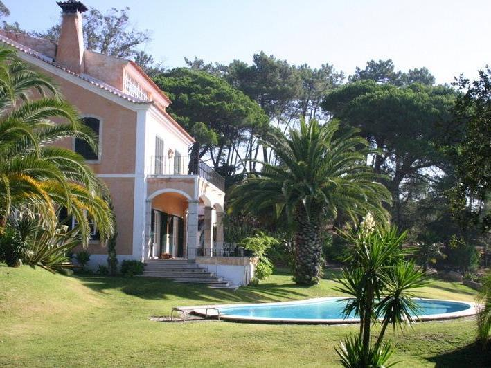 Tek Ailelik Ev için Satış at House, 6 bedrooms, for Sale Sintra, Lisboa Portekiz