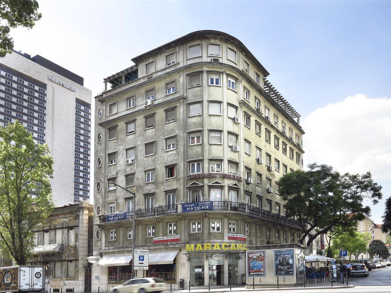 Casa multifamiliare per Vendita alle ore Building for Sale Saldanha, Lisboa, Lisbona Portogallo