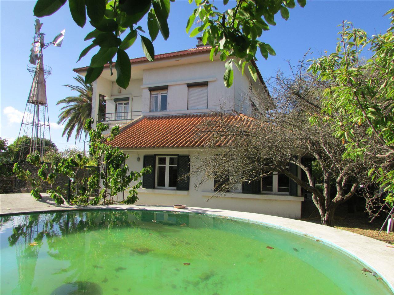 獨棟家庭住宅 為 出售 在 House, 4 bedrooms, for Sale Carcavelos, Cascais, 葡京 葡萄牙