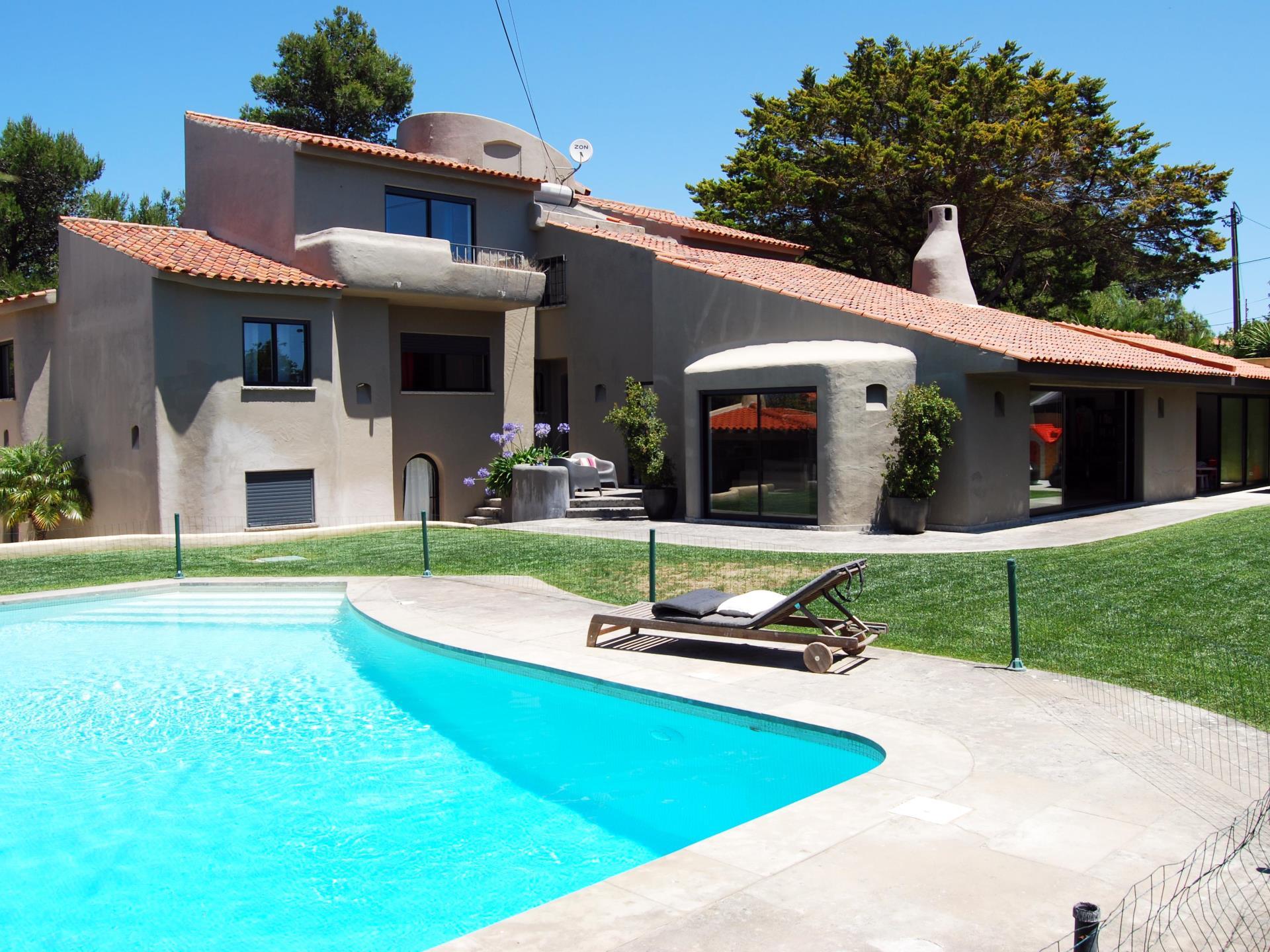 단독 가정 주택 용 매매 에 Detached house, 5 bedrooms, for Sale Cascais, 리스보아 포르투갈