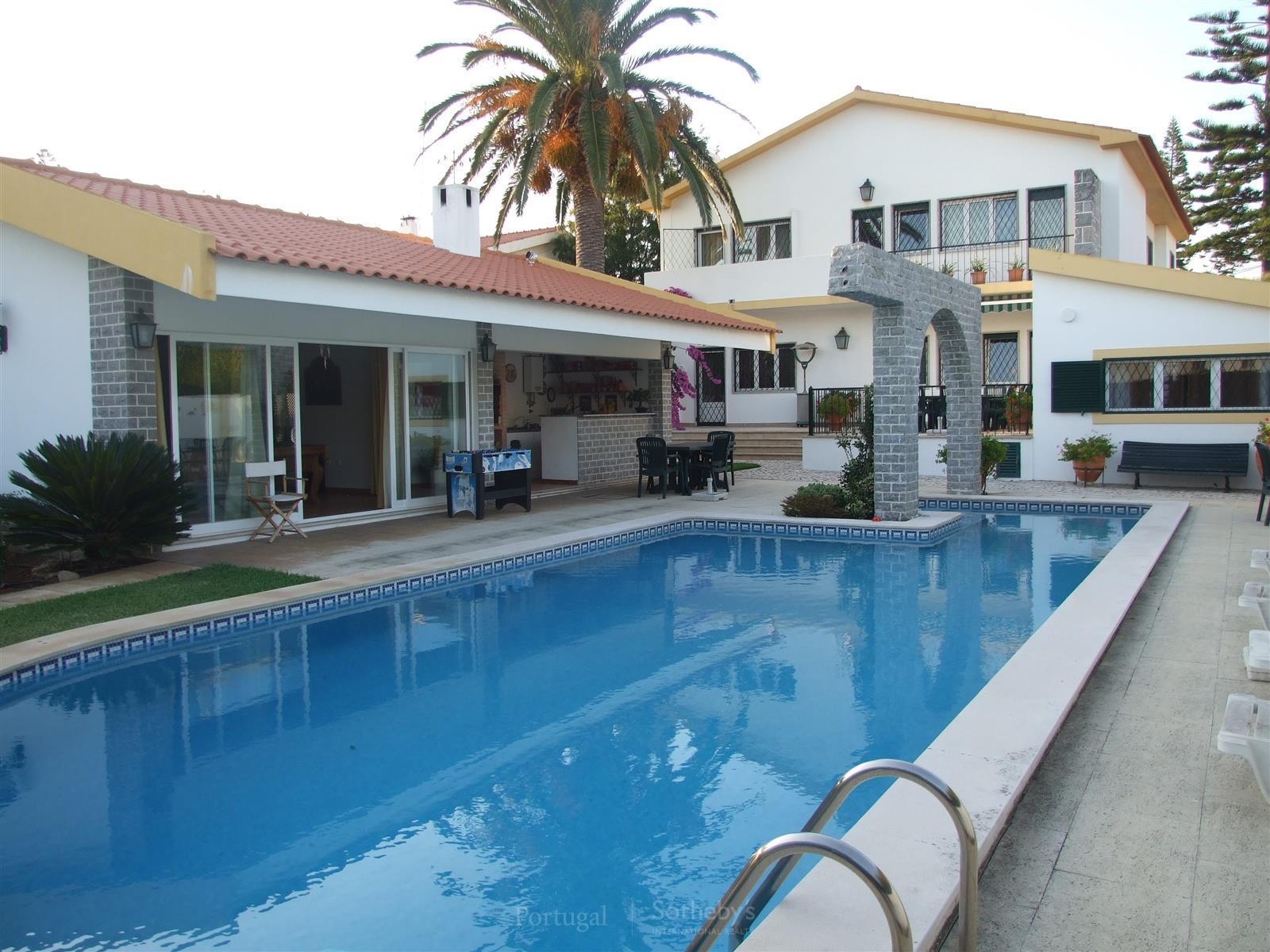 단독 가정 주택 용 매매 에 House, 9 bedrooms, for Sale Cascais, 리스보아 포르투갈