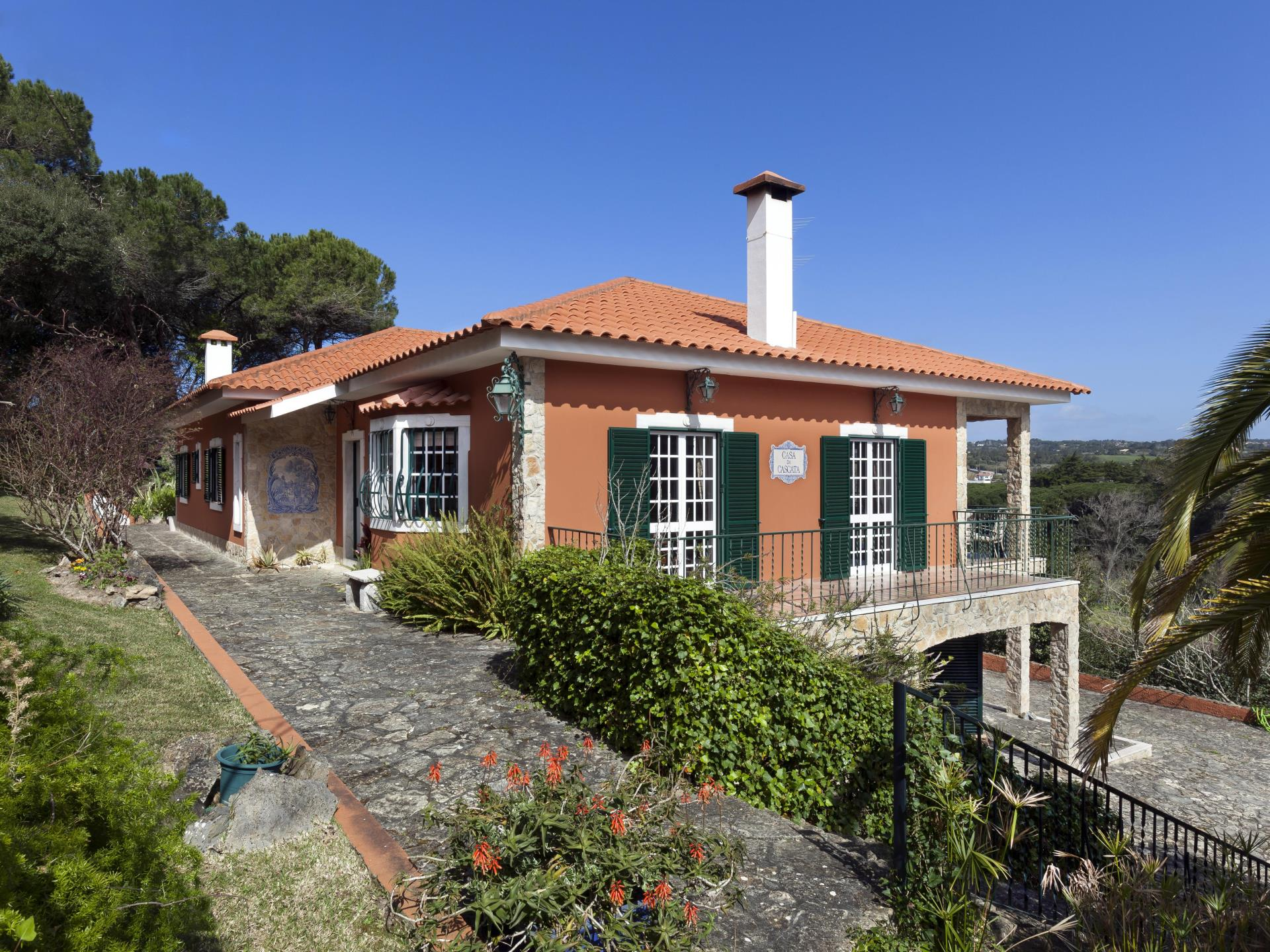 Single Family Home for Sale at Detached house, 4 bedrooms, for Sale Sintra, Lisboa Portugal