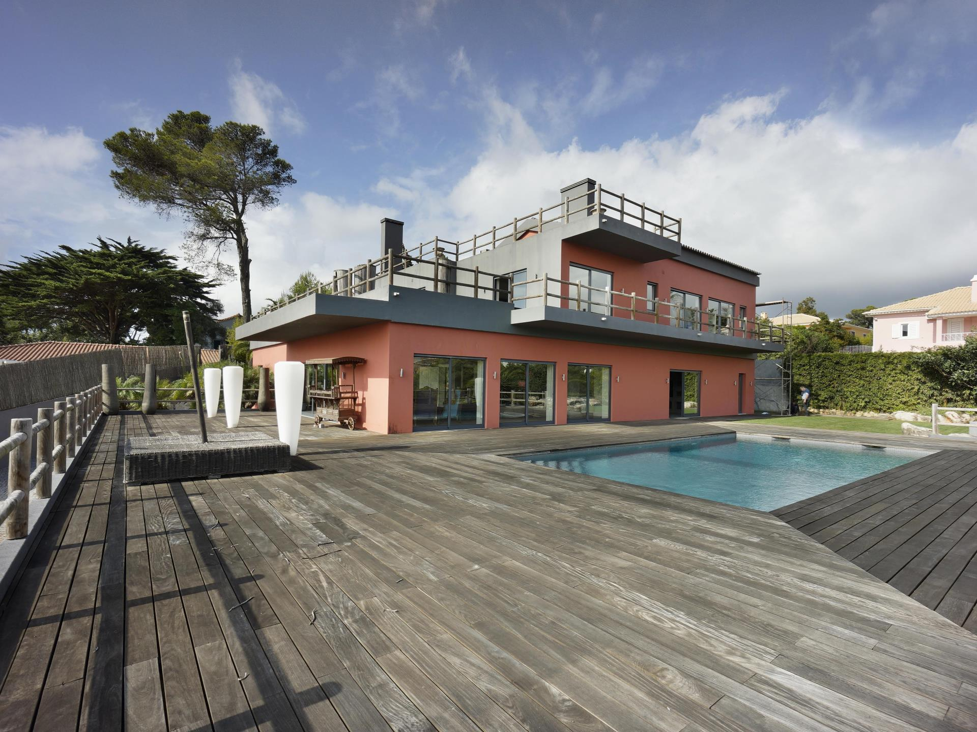Single Family Home for Sale at House, 5 bedrooms, for Sale Cascais, Cascais, Lisboa Portugal
