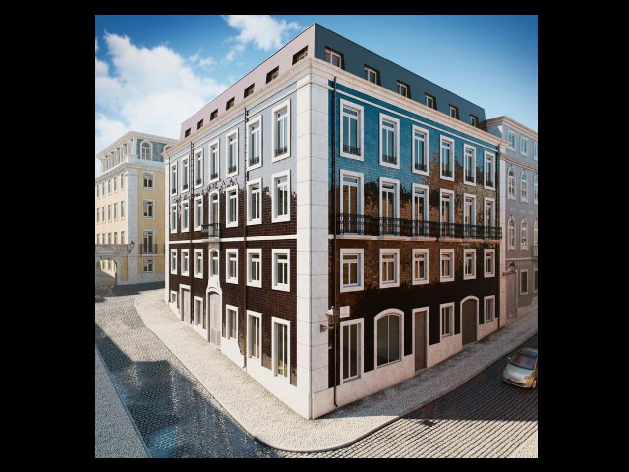 复式 为 销售 在 Duplex, 1 bedrooms, for Sale 葡京, 葡京, 1200-169 葡萄牙