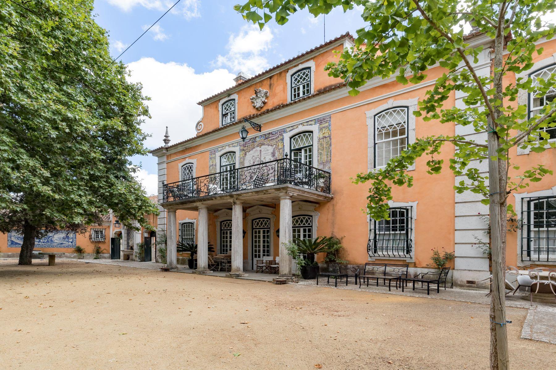 Autre bien résidentiel pour l à vendre à Palace, 7 bedrooms, for Sale Lisboa, Lisbonne, Portugal