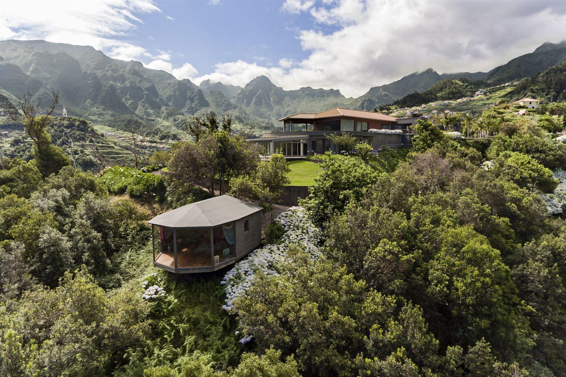 Granjas / Hacienda / Platanción por un Venta en Country Estate, 5 bedrooms, for Sale Sao Vicente, Madeira Portugal