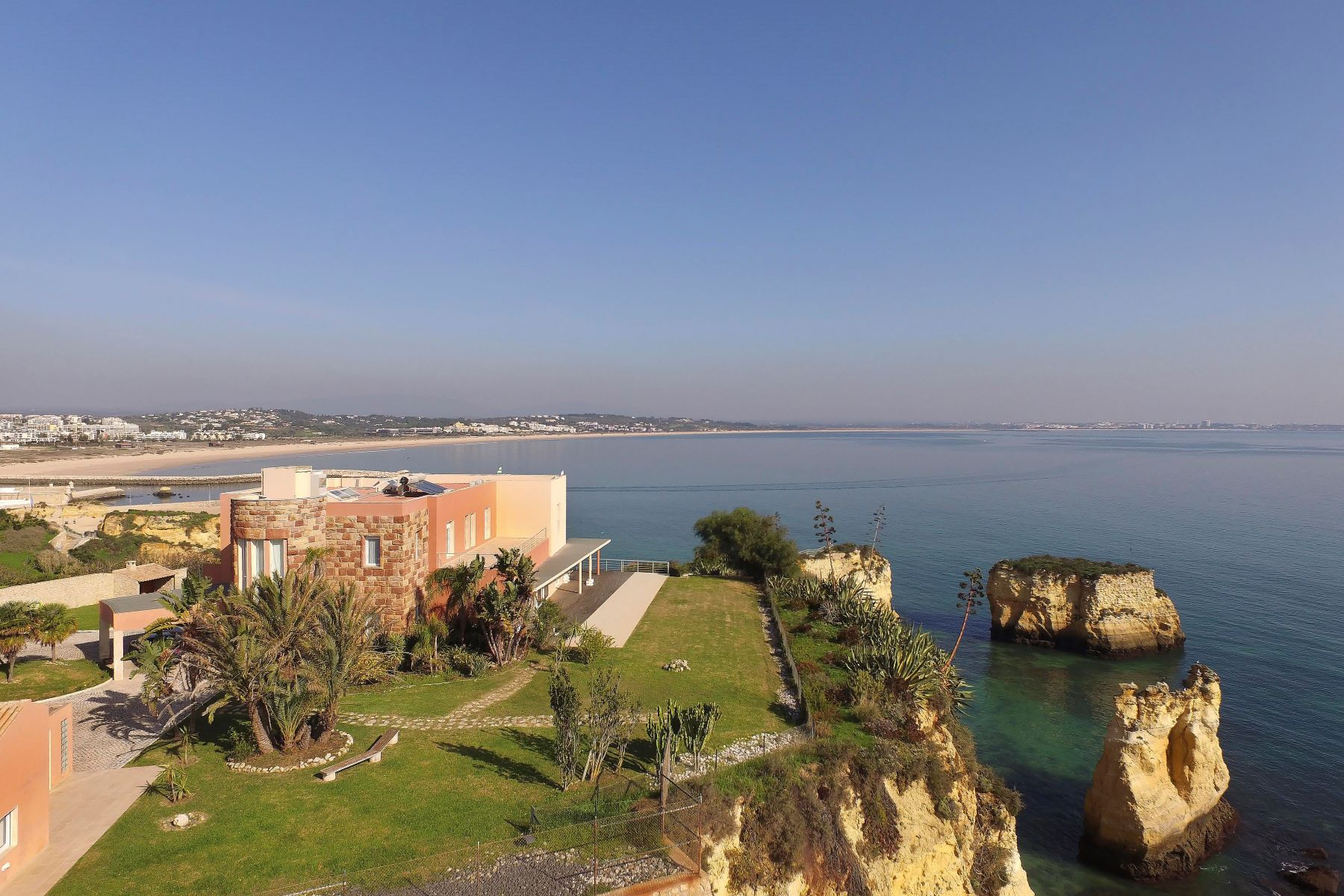 Single Family Home for Sale at Detached house, 7 bedrooms, for Sale Lagos, Algarve Portugal