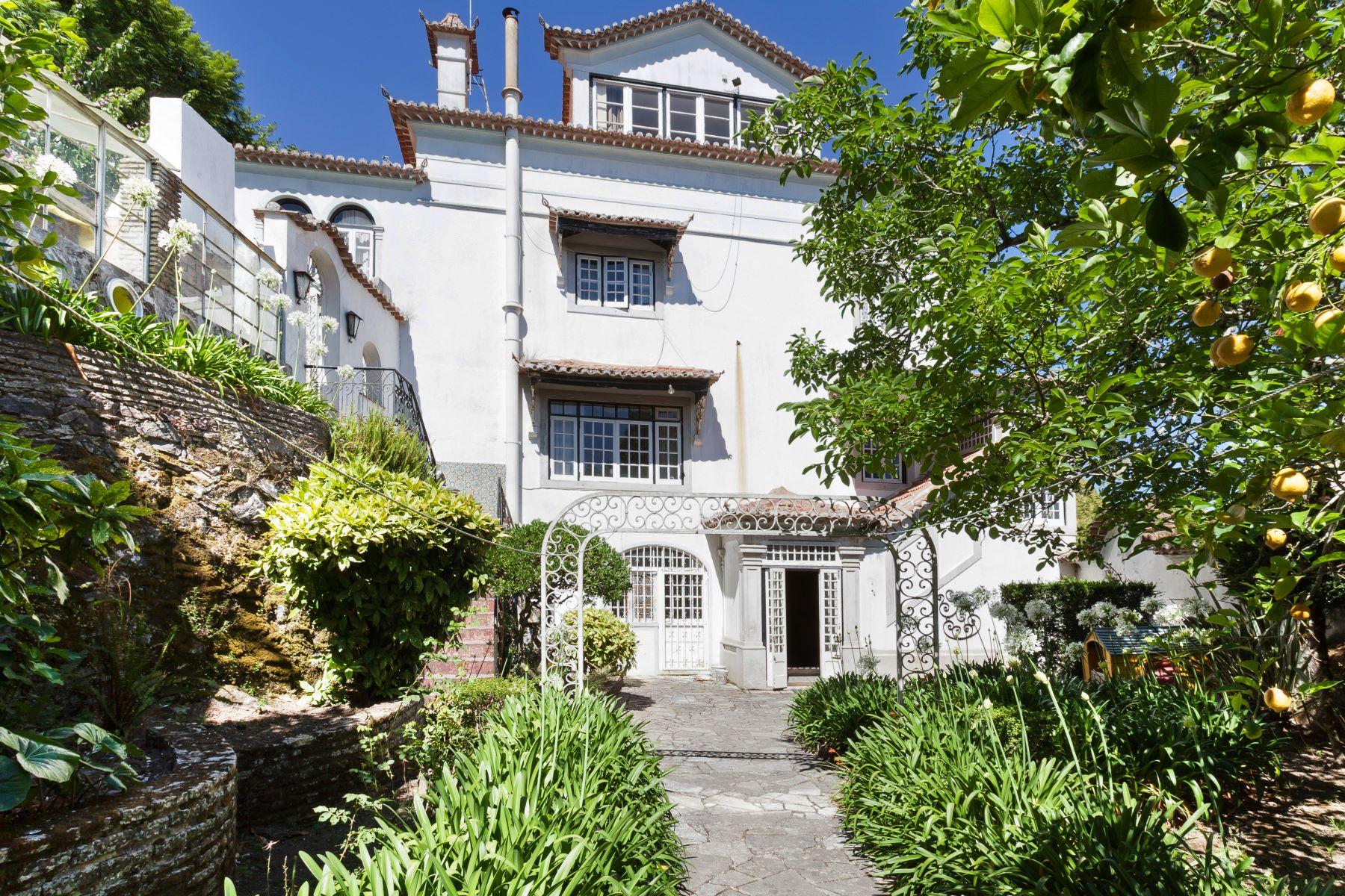 农场 / 牧场 / 种植园 为 销售 在 Small Farm, 8 bedrooms, for Sale 辛特拉, 里斯本 葡萄牙