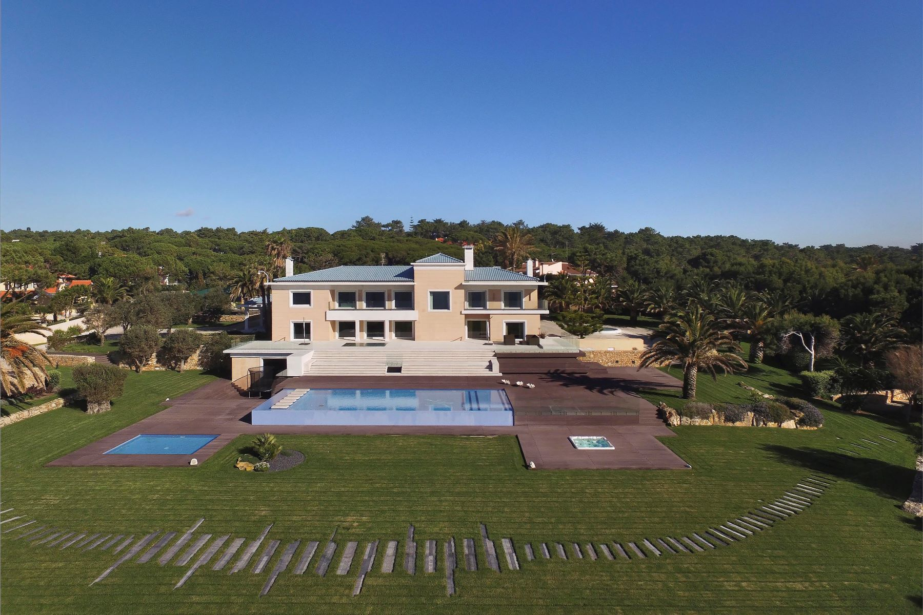 Single Family Homes for Sale at House, 8 bedrooms, for Sale Quinta Da Marinha, Cascais, Lisboa Portugal