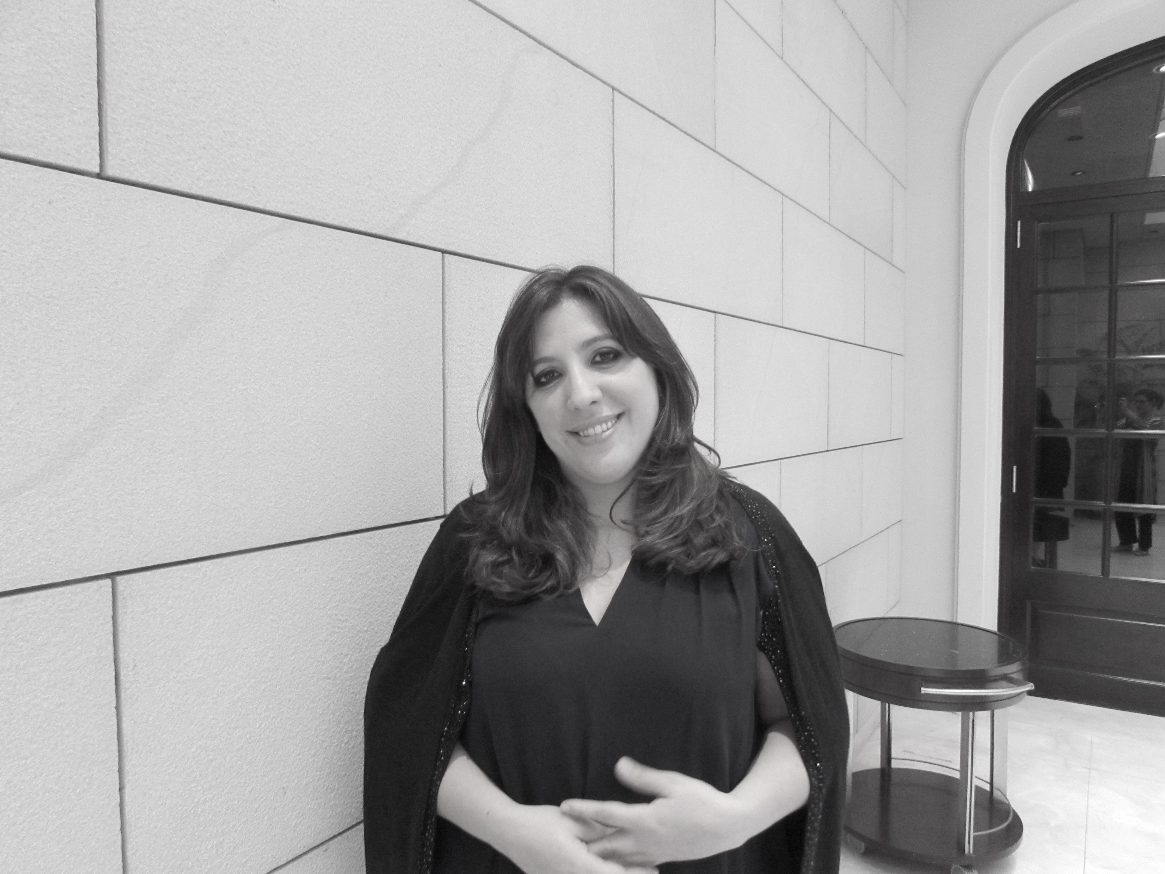 Cristina Santa Cruz