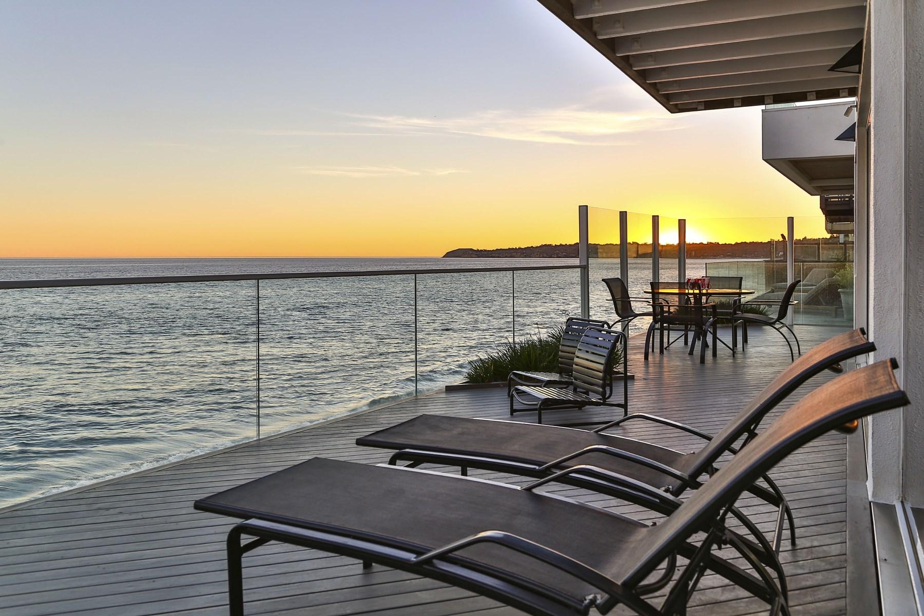 一戸建て のために 賃貸 アット Exclusive Malibu Summer Lease 26940 Malibu Cove Colony Malibu, カリフォルニア, 90265 アメリカ合衆国