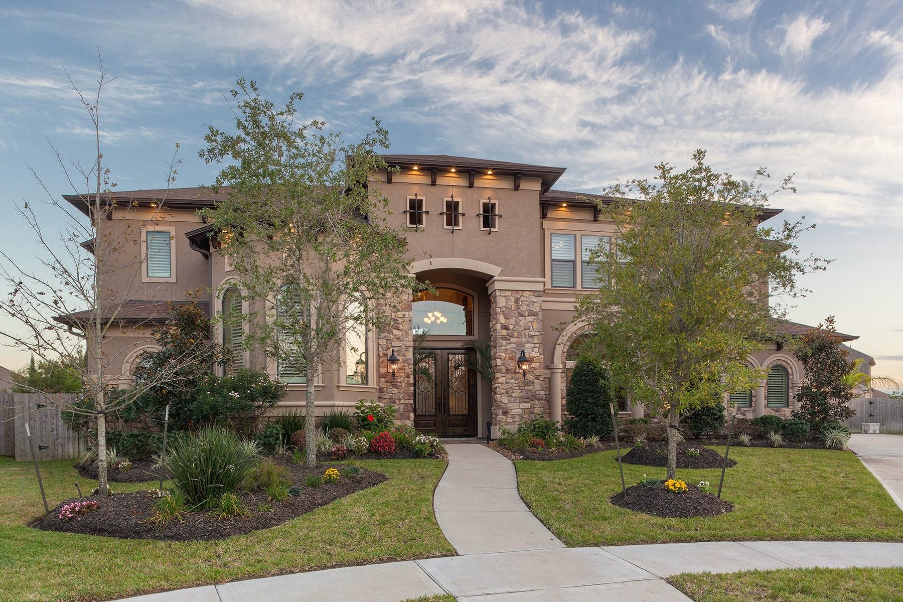Maison unifamiliale pour l Vente à 1113 Hackberry Branch Lane Friendswood, Texas 77546 États-Unis