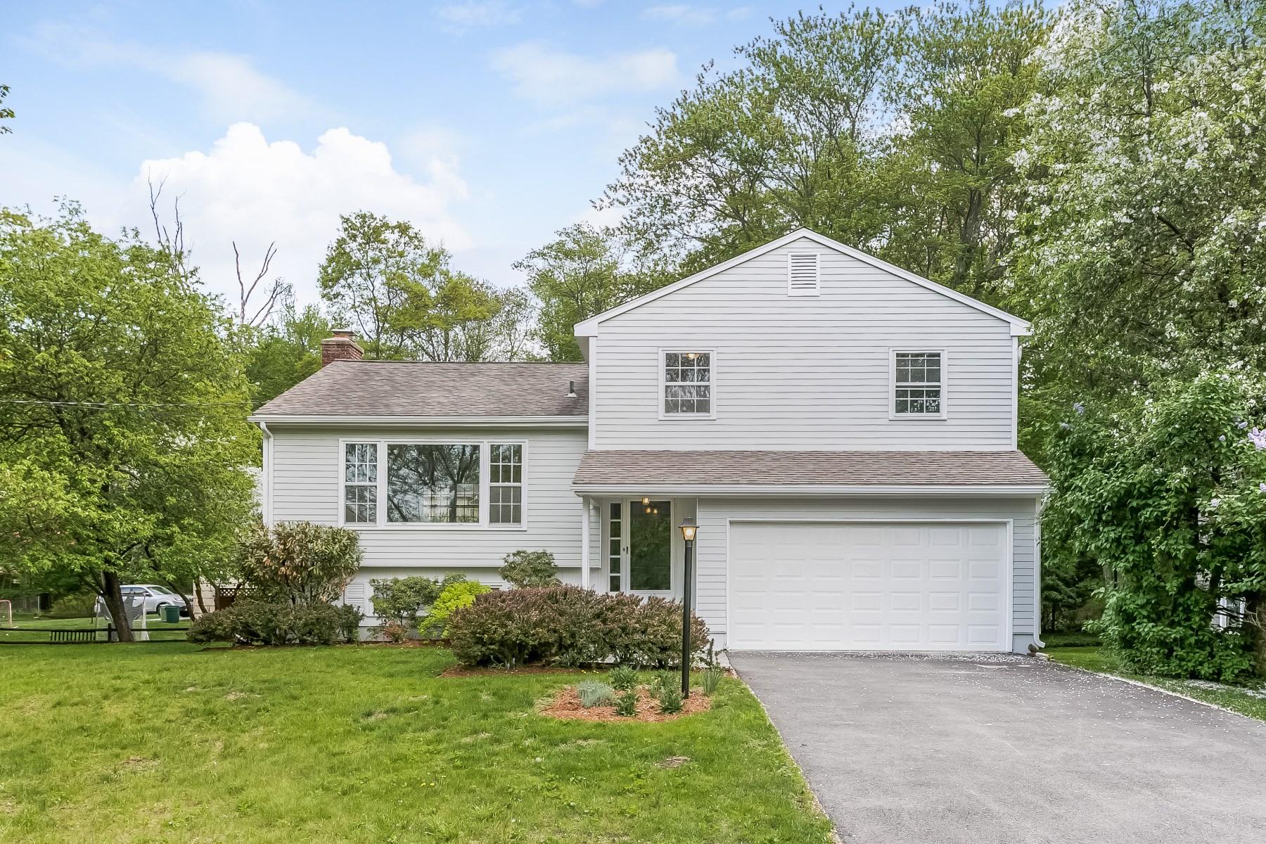Maison unifamiliale pour l Vente à North Mianus School - Cul-De-Sac 4 Birdsong Place Riverside, Connecticut 06878 États-Unis