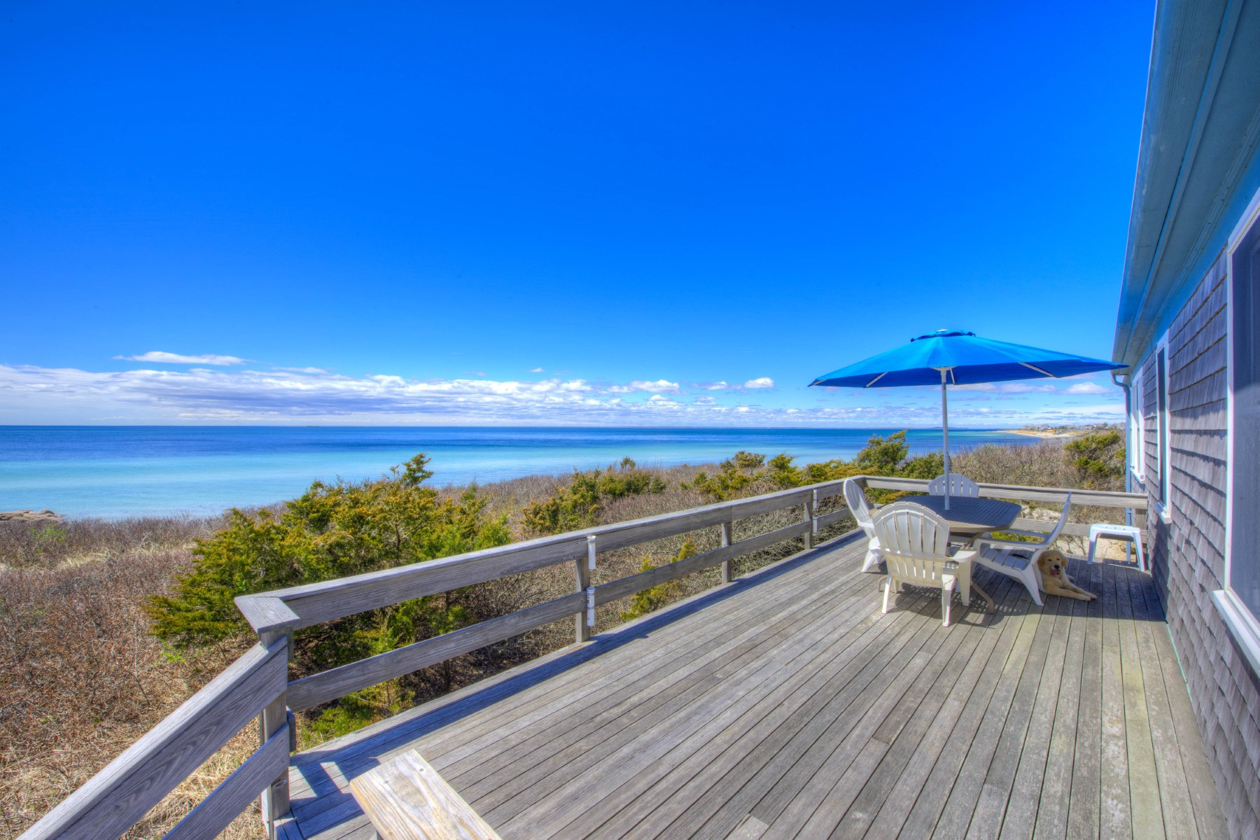 sales property at Beachfront Retreat with Guest Cottage