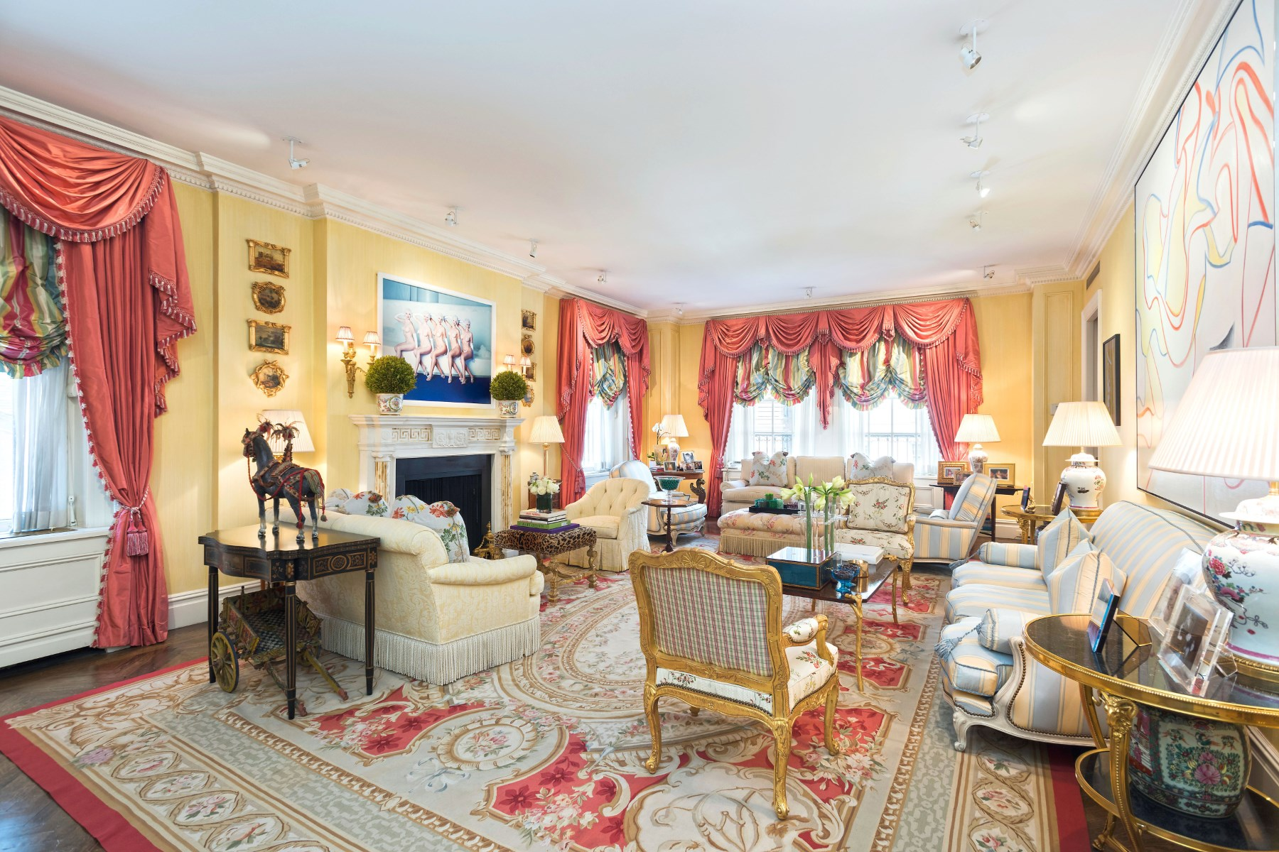 Co-op for Sale at 635 Park Avenue 635 Park Avenue 4th Floor Upper East Side, New York, New York, 10065 United States