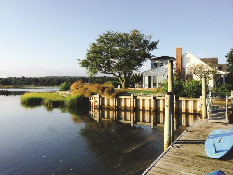 Single Family Home for Sale at Village Waterfront Gem 19 Notre Dame Road Sag Harbor, New York 11963 United States