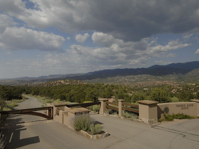 Land for Sale at Lot 2 Tesuque Ridge Ranch Santa Fe, New Mexico 87506 United States