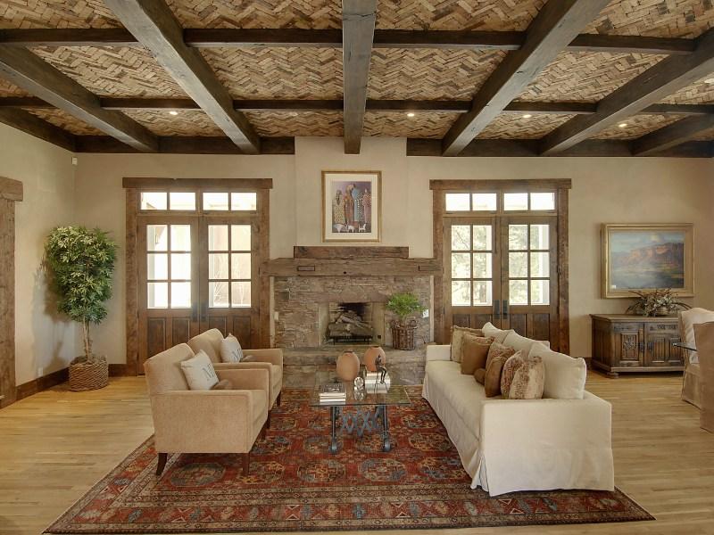 Maison unifamiliale pour l Vente à 1057 Sierra Del Norte Santa Fe City Northeast, Santa Fe, New Mexico 87501 États-Unis