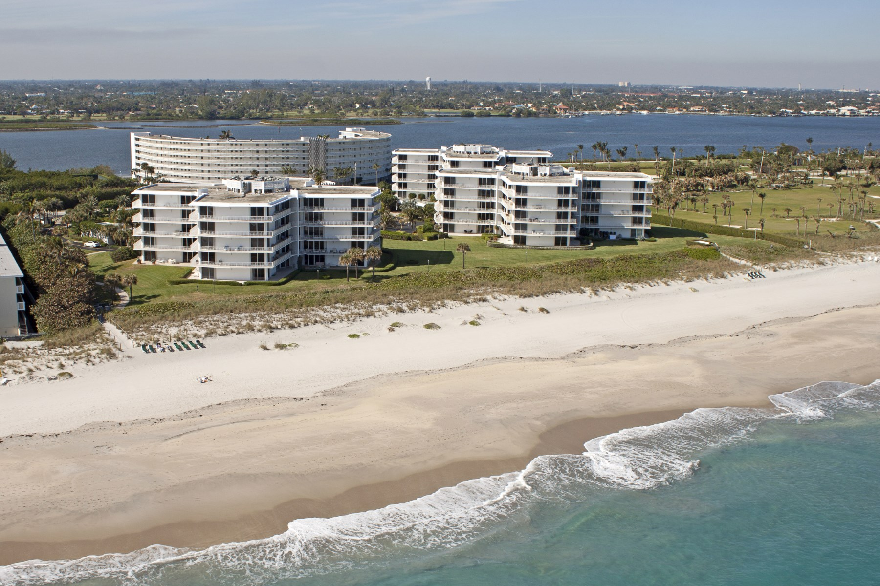 Condominium for Sale at Oceanfront Palm Beach Condo Palm Beach, Florida 33480 United States