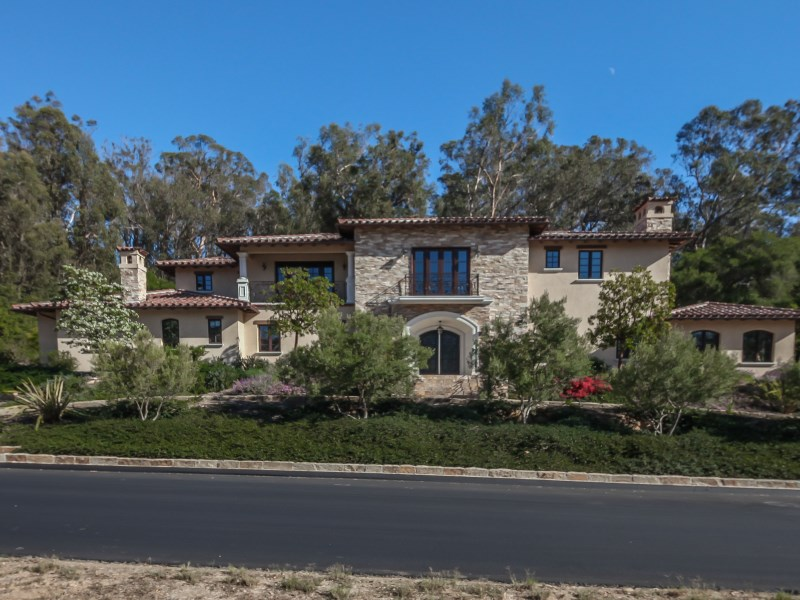 Single Family Home for Sale at Montecito Mediterranean Tuscan Home 2020 Creekside Road Montecito - Lower Village, Montecito, California 93108 United States