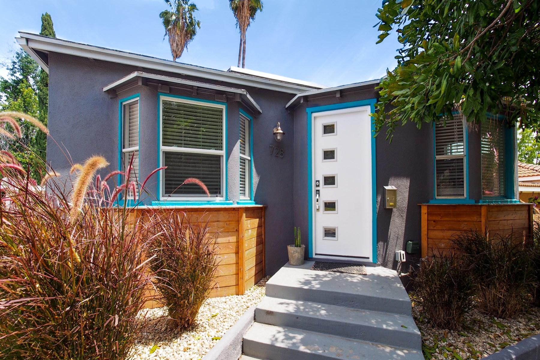 Частный односемейный дом для того Продажа на 728 North Avenue 63 Highland Park, Los Angeles, Калифорния, 90042 Соединенные Штаты
