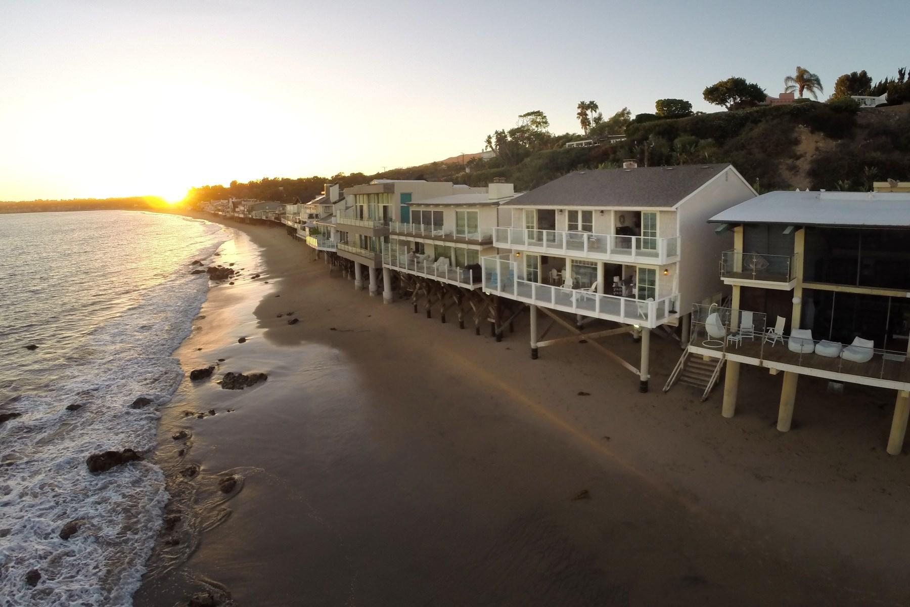 Casa Unifamiliar por un Alquiler en Malibu Cove Colony for Summer Lease! 27002 Malibu Cove Colony Malibu, California, 90265 Estados Unidos